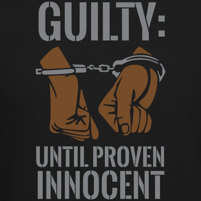 Boss Playa: Guilty Until Proven Innocent Black Sweatshirt
