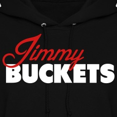 Jimmy Buckets Script Tee Hoodies