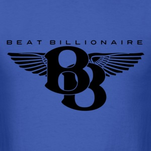 beat billionaire - Men's T-Shirt