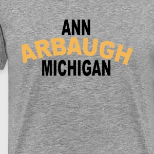 ann_arbaugh_tshirts_m - Men's Premium T-Shirt