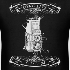 Long Life Film Photography - Men's T-Shirt