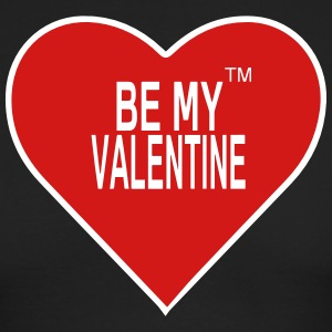 BE MY VALENTINE Long Sleeve Shirts - Men's Long Sleeve T-Shirt by Next Level