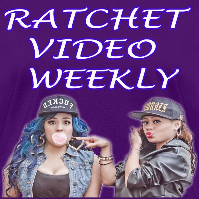 Women's Ratchet Video Weekly Logo