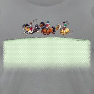 Three Jockeys Thelwell T-Shirts - Men's T-Shirt by American Apparel
