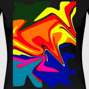 Abstract 2 Women's T-Shirts - Women's Premium T-Shirt