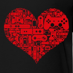 Gamer heart - Toddler Premium T-Shirt