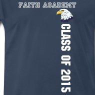 Design ~ Men's Class of 2015 T-Shirt