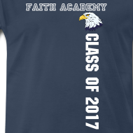 Design ~ Men's Class of 2017 T-Shirt
