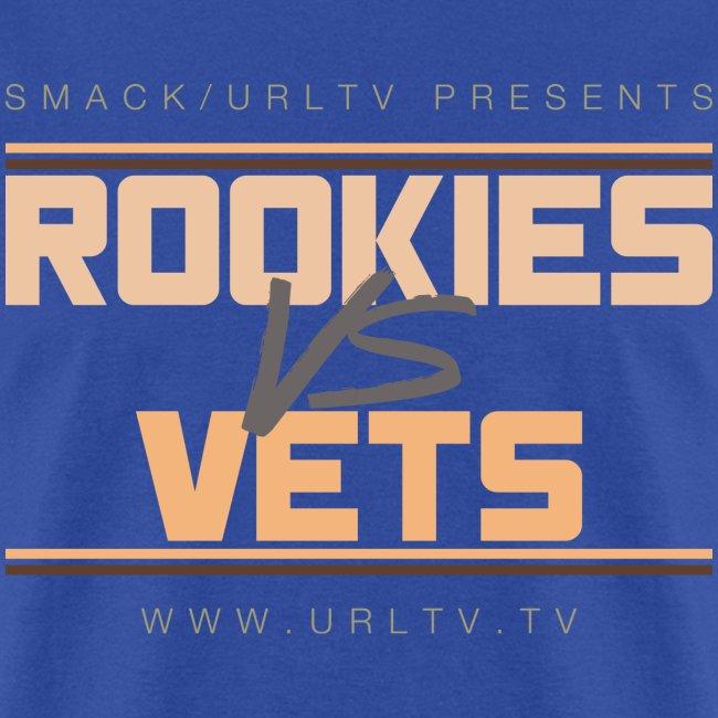 Rookie vs. Vets