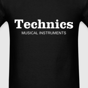 Technics - Men's T-Shirt