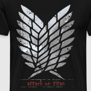 survey attack - Men's Premium T-Shirt
