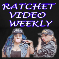 Design ~ Ratchet Video Weekly Logo Big & Tall