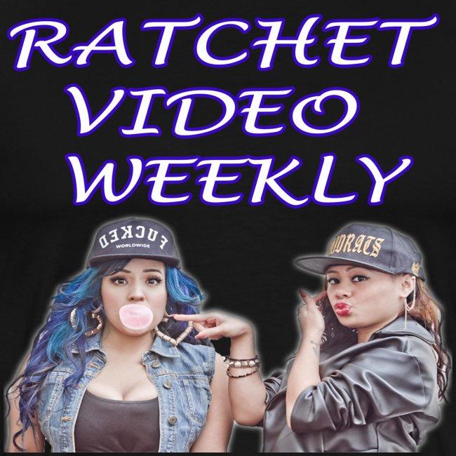Ratchet Video Weekly Logo Big & Tall