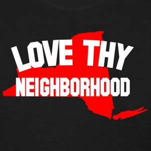 NY LOVE THY NEIGHBORHOOD  - Women's T-Shirt