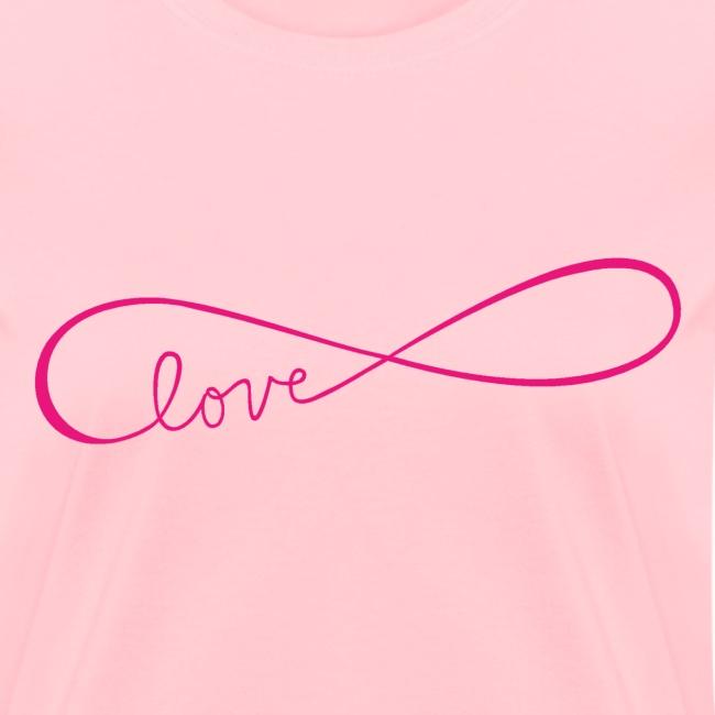 Infinite love pink image
