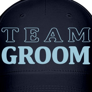 Team Groom Baseball Cap - Baseball Cap