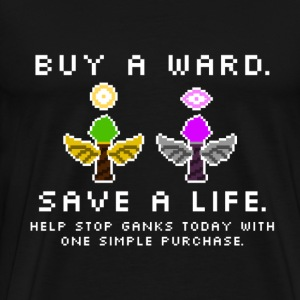 Wards Save Lives PSA T-Shirt - Men's Premium T-Shirt