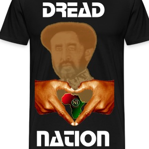 Dread Nation one love Tshirt - Men's Premium T-Shirt