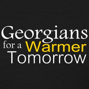 Georgians for Warmer - Women's T-Shirt