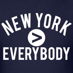 New York  Everybody T-Shirts - Men's T-Shirt