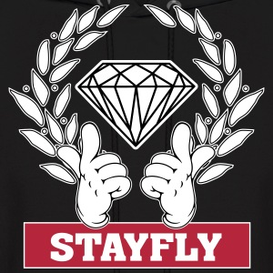 Stay Fly Hoodies - Men's Hoodie