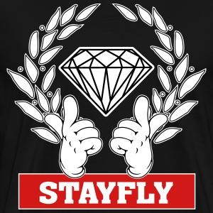 Stay Fly T-Shirts - Men's Premium T-Shirt