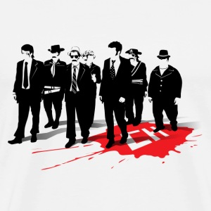 Reservoir Dogs of Chapolin - Men's Premium T-Shirt
