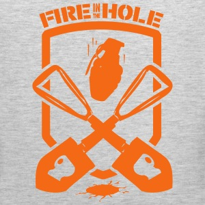 Fire in the hole! - Men's Premium Tank