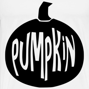 Pumpkin T-Shirts - Men's Premium T-Shirt