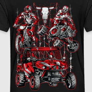 Extreme Offroad Motocross Baby & Toddler Shirts - Toddler Premium T-Shirt