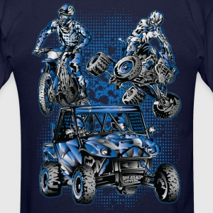 Extreme Off-Road Sports T-Shirts - Men's T-Shirt