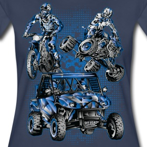 Extreme Off-Road Sports Women's T-Shirts - Women's Premium T-Shirt