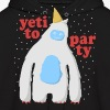 Yeti To Party - Men's Hoodie