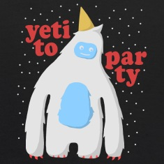 Yeti To Party Sweatshirts