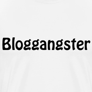 Bloggangster T-Shirts - Men's Premium T-Shirt