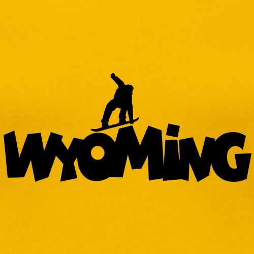 Wyoming Snowboard