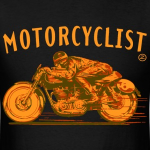motorcyclist T-Shirts - Men's T-Shirt