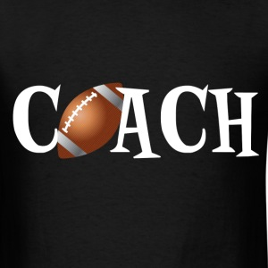 Football Coach T-Shirts - Men's T-Shirt
