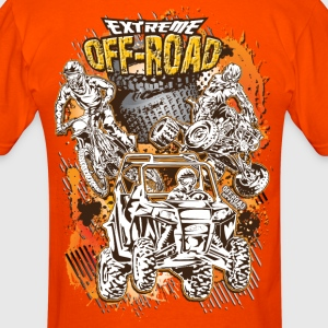 Extreme Off-Road Racing T-Shirts - Men's T-Shirt