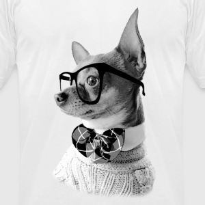 Cool Dog - Men's T-Shirt by American Apparel