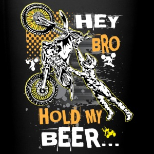 Hold My Beer Motocross Mugs & Drinkware - Full Color Mug