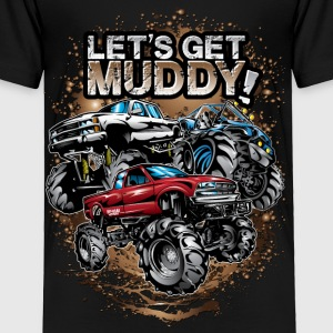 Let's Get Mega Muddy Baby & Toddler Shirts - Toddler Premium T-Shirt
