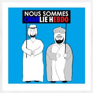 Design ~ Nous Sommes Charlie