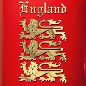 England - Full Color Mug