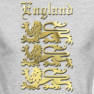 England - Men's Long Sleeve T-Shirt by Next Level