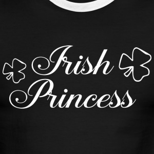 St Patricks Day Irish Princess - Men's Ringer T-Shirt