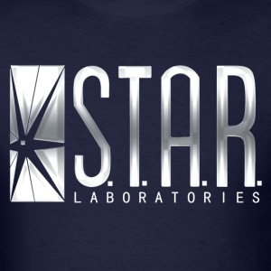 STAR Labs T-Shirts - Men's T-Shirt