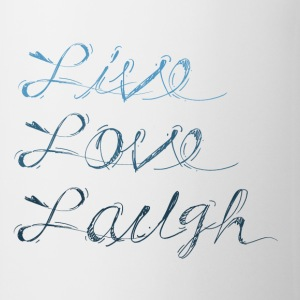 Live, Laugh, Love - Coffee/Tea Mug