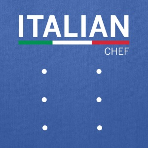 Italian chef - Tote Bag