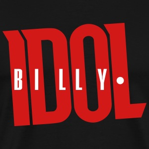Billy Idol T-Shirts - Men's Premium T-Shirt